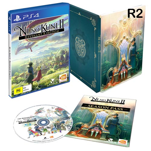 Ni no Kuni 2 Princes Edition Game for PS...