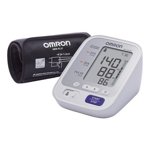 Omron HEM-7134-E NEW M3 Comfort Upper Ar...
