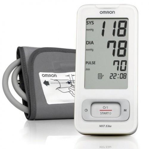 Omron HEM-7300-WE7 IntelliSense MIT Elit...