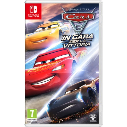 Cars 3: Driven to Win Game for Nintendo ...