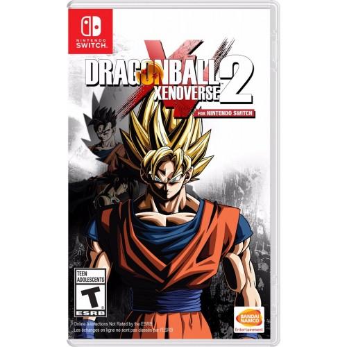 Dragon Ball Xenoverse 2 Game for Nintend...