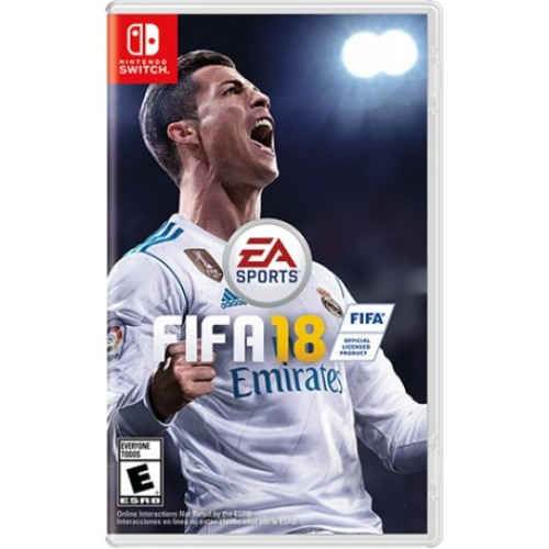 FIFA 18 Game for Nintendo Switch