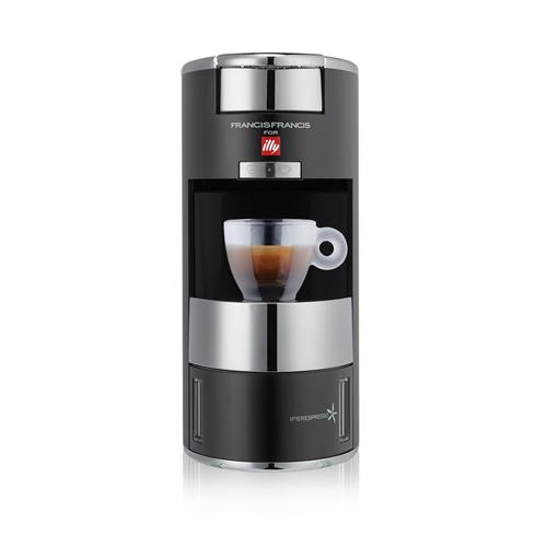 illy X9 Chromed Espresso Machine