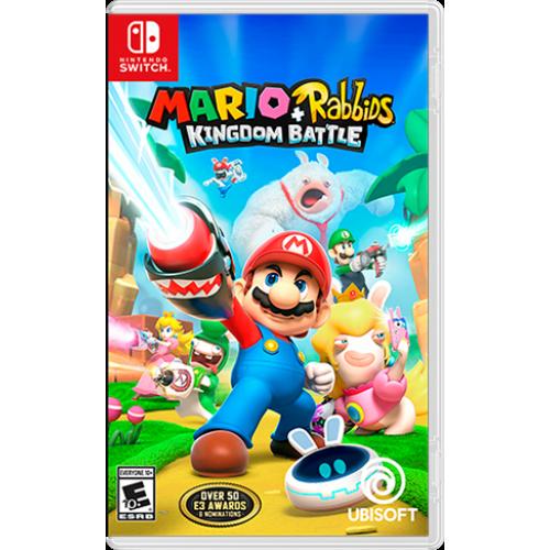 Mario + Rabbids Kingdom Battle Game for ...