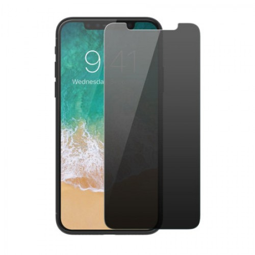 Iphone X Privacy Screen Protector Shield...