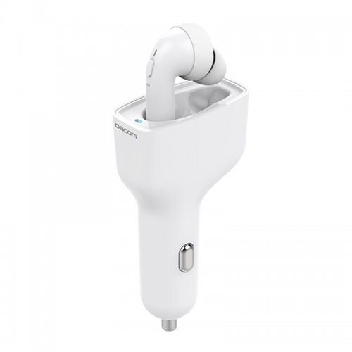 DACOM TWS Bluetooth Earphone With Car Ch...