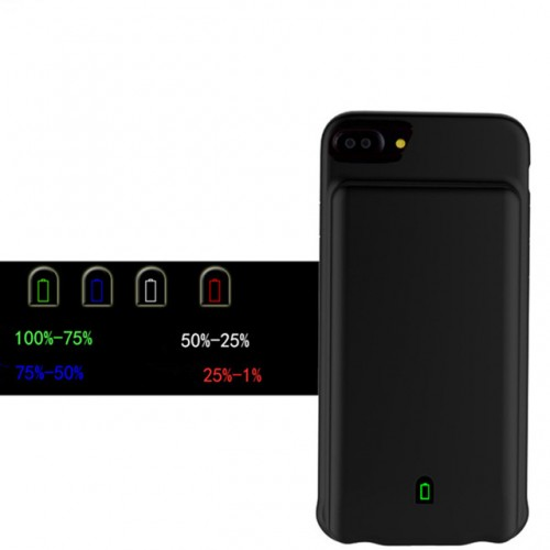 4500mAh Slim Rechargeable Battery Case F...