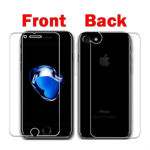 Tempered Glass iphone 7plus Front+Back